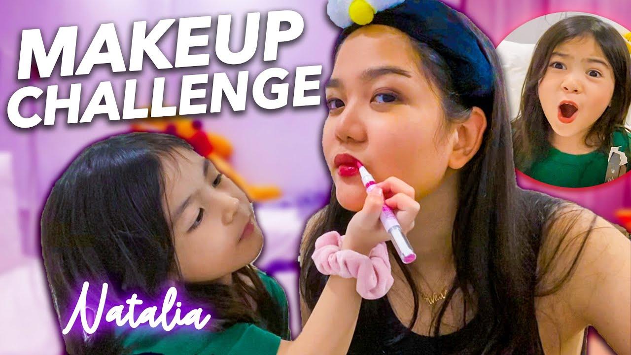 Download Day with Natalia 01: Makeup Challenge! | Nina Stephanie