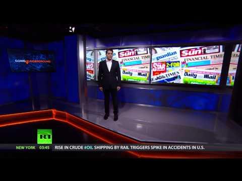 Profit from food poverty, arming ISIS, & big pharma's marketing secrets (EP 183)