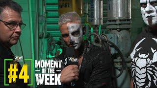 Darby Allin Wants to Know,  'Who The Best in the World Is?'  | AEW Dynamite FFTF, 7/28/21