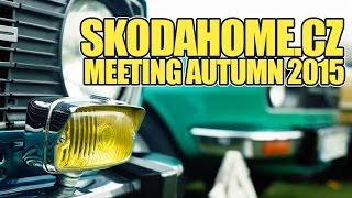 Skodahome.cz Meeting autumn 2015 | MyClassicRide.eu
