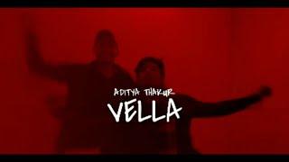 VELLA :- ADITYA THAKUR   OFFICIAL AUDIO   reupload   Aditya thakur   Aditya thakur new song