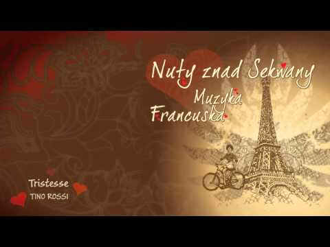 TINO ROSSI - Tristesse - Chansons Françaises + Lyrics