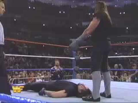Undertaker vs Undertaker Summerslam 1994 - YouTube
