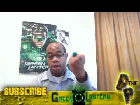 The Breaking Point: Green Lantern REVIEW
