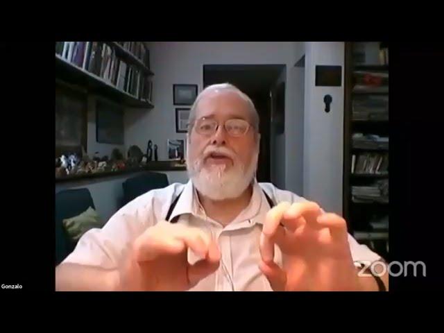 Gente que Fala - Gonzalo Vecina (12.11.2020)