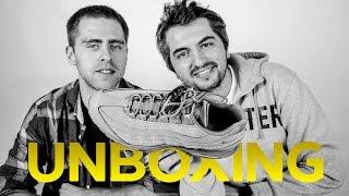 Unboxing и обзор кроссовок Air Jordan 1 Mid, Nike Son Of Force и Air Max 95 Essential(Привет, друзья! Сегодня у нас новый совместный выпуск, в гости зашел, наш давний приятель – Валера GoodFoot...., 2017-01-11T16:46:27.000Z)