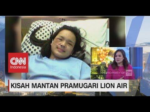 Kisah Laura Lazarus, Mantan Pramugari Lion Air