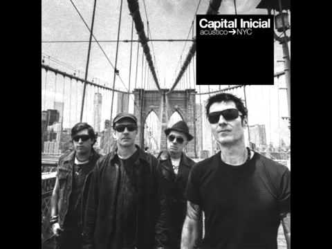 CD Capital Inicial - acústico ao vivo Nova Iorque (new york) (Álbum Completo) 2015