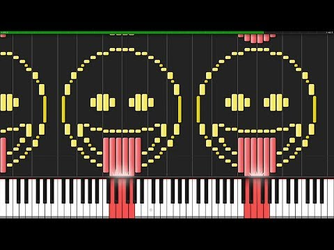 Synthesia Smileys 😀😂😛😎