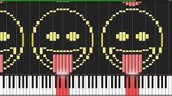 Synthesia Smileys 😀😂😛😎
