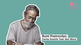 Download lagu BUMI PRAMOEDYA: CERITA SOESILO TOER DARI BLORA