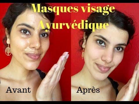 Recettes maison : Masque et gommage pour visage ayurvédique
