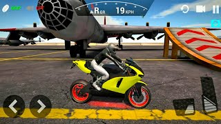 Ultimate Motorcycle Simulator #7 SuperBike Games!  Android gameplay