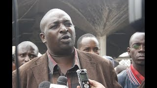 More revelations as EACC, DPP officials present Embakasi North MP Gakuya to court