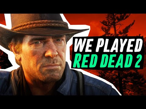 We Played Red Dead Redemption 2