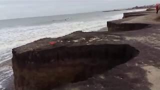 09.06.2018. Зимние пляжи Атлантики. Аргентина.