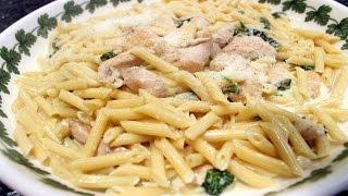 Easy Chicken Florentine Recipe