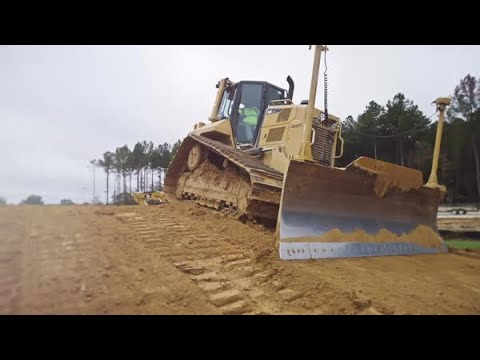 Hemphill Construction | Cat® Technology Visionary