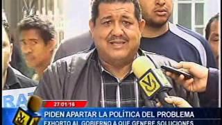 El Imparcial Noticiero Venevisión miércoles 27 de enero de 2016 8:10 pm