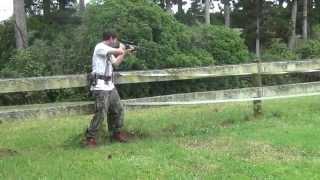 Rabbit Hunt with Crosman Phantom