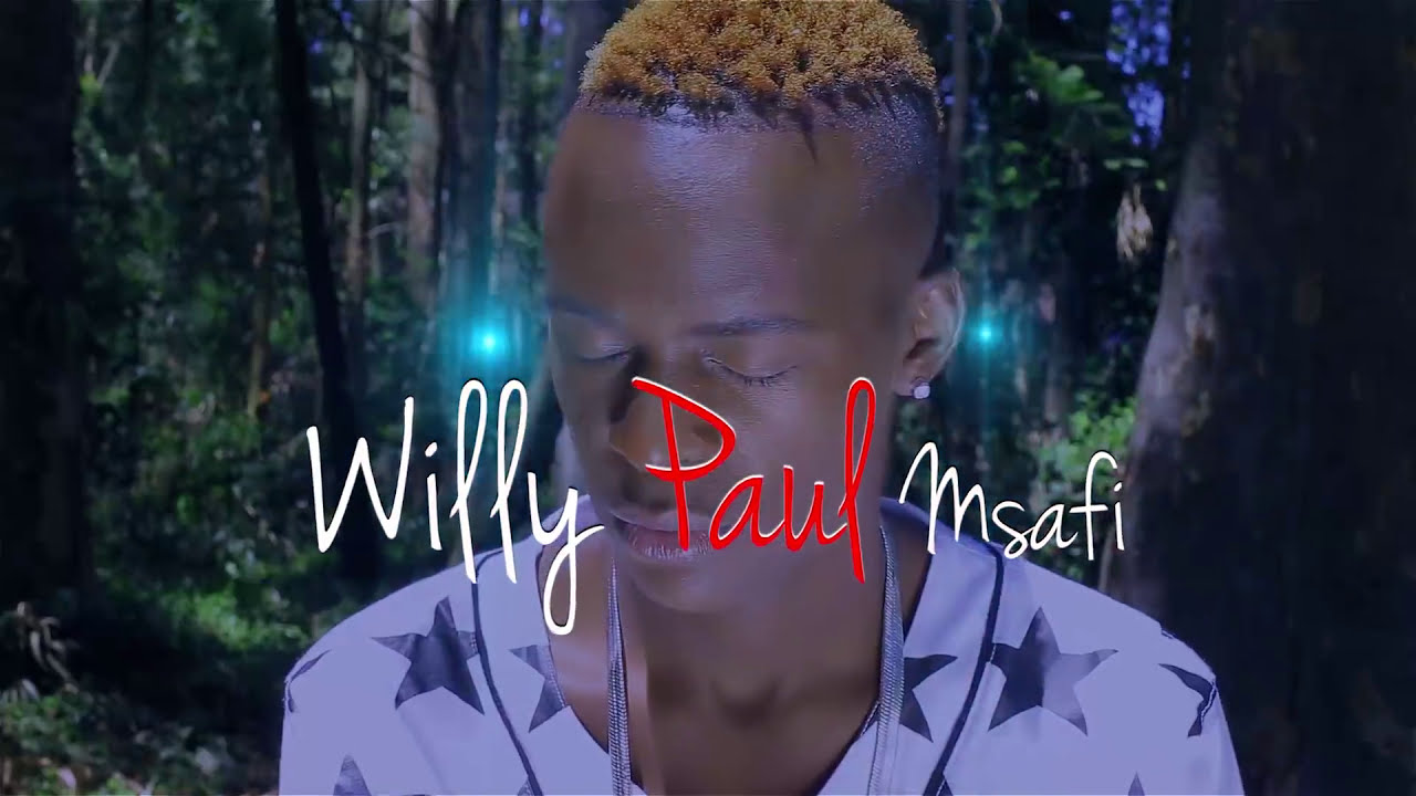 Download Willy Paul Msafi -  Mapenzi (Official Music Video) (@willypaulbongo)