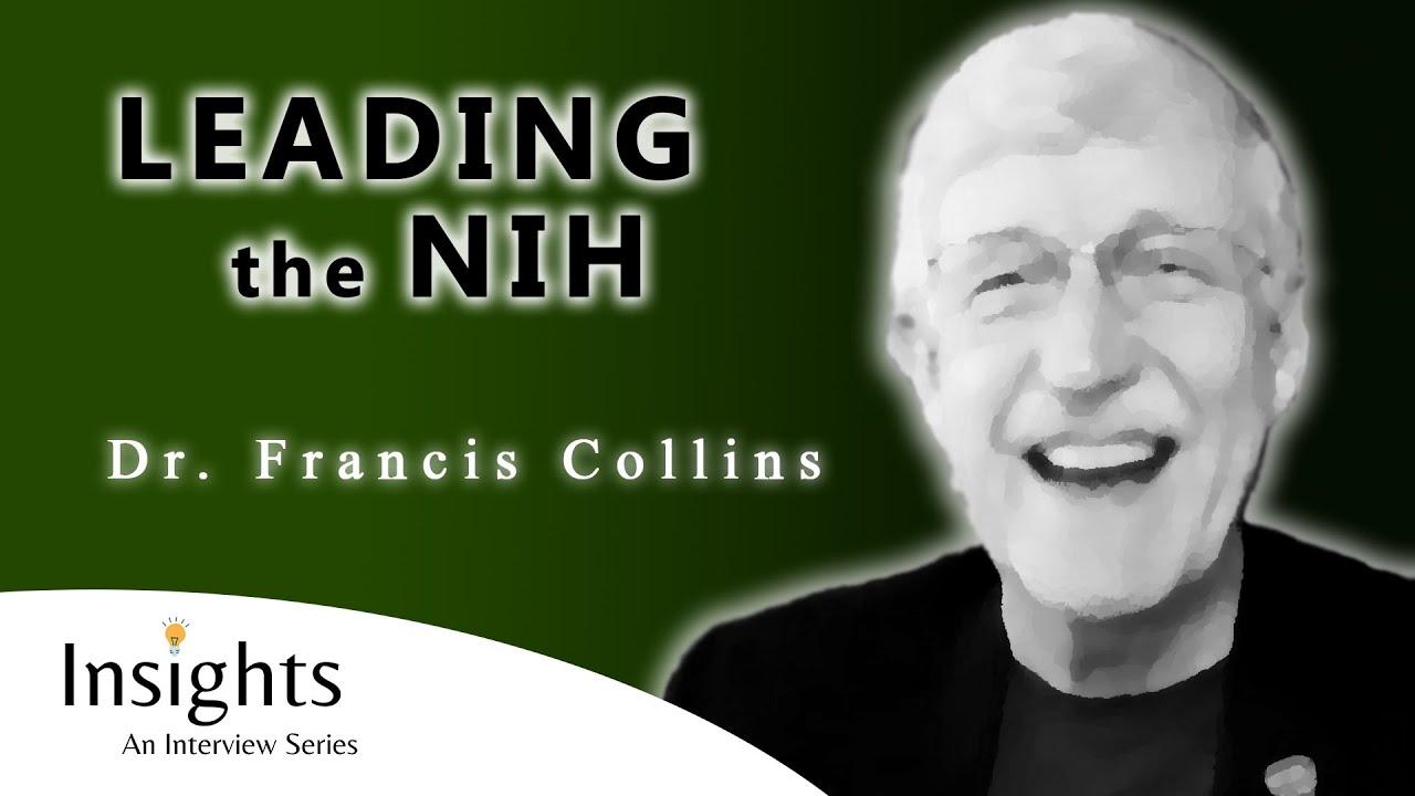 STEMPod Leaders #6 - Dr. Francis Collins