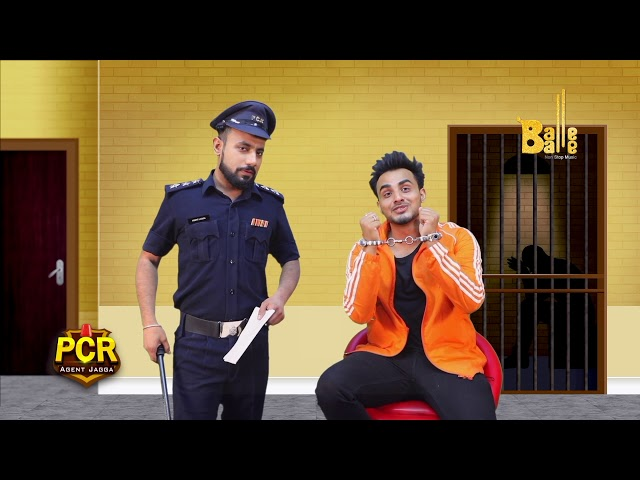 Pollywood Current Report (P.C.R) | Agent Jagga interrogated Armaan Bedil | Balle Balle Tv