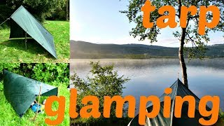 Tarp camping in style! Five laid back shelters