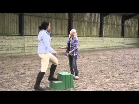 Jenny Rolfe  Find your Core Stability  HorseandRider UK