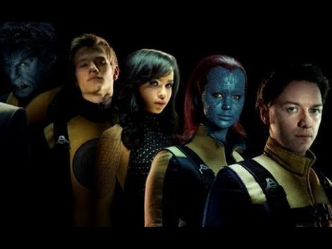 X-Men First Class: Star & Cast Interview - YouTube