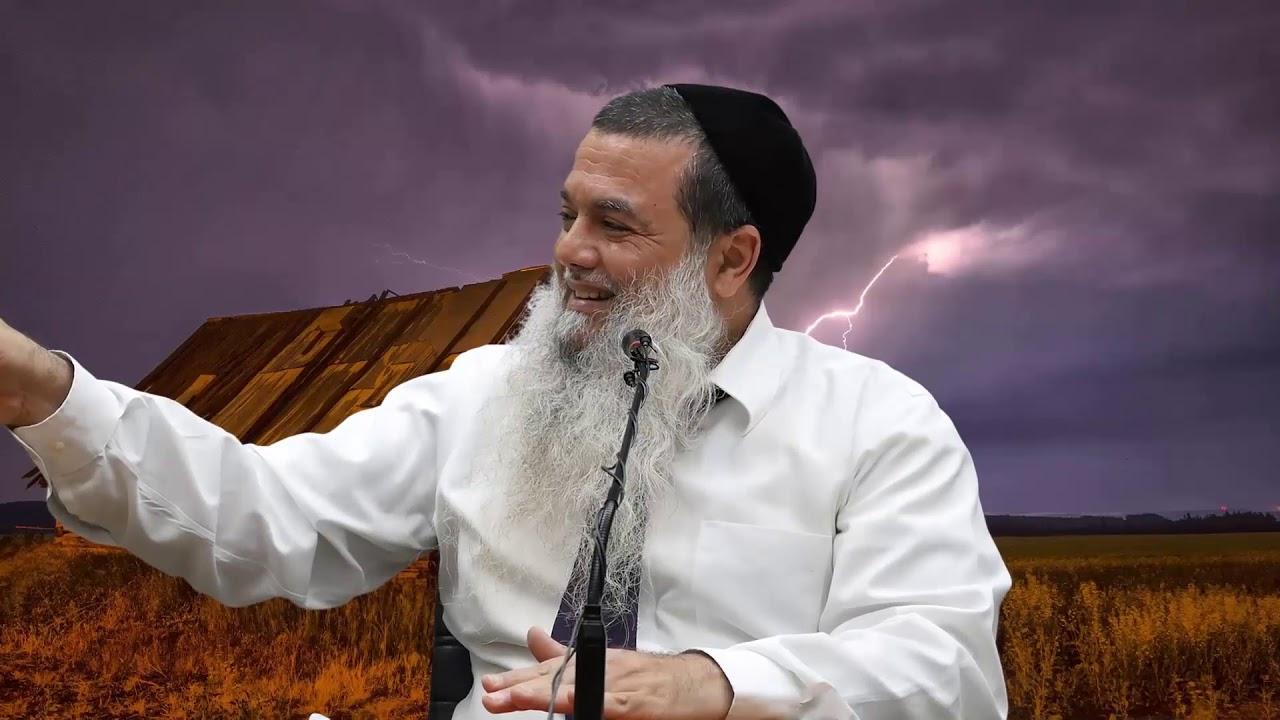 """הרב יגאל כהן: """"האדם הכי מאושר בעולם – זה אדם שלא נפגע מאנשים."""""""