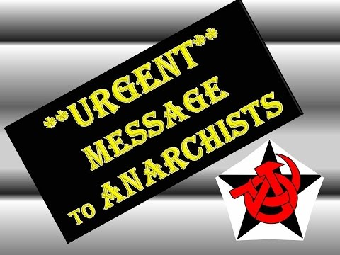 Warning to Anti-America Activists, Anarchists. and Non-peaceful Protestors