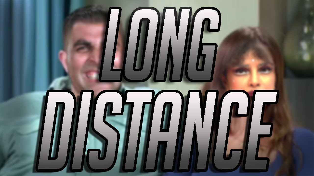LONG DISTANCE RELATIONSHIP IN QUARANTINE