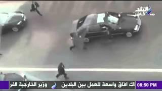 صور وفيديو.. «مغاربة» يهاجمون أحمد موسى بعد دعوته لقتل «معترض موكب الملك»