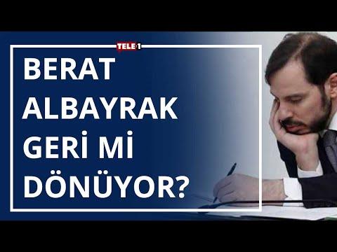 Erdoğan'ın 'Berat Albayrak' açıklaması ne anlama geliyor? - TELE1 ANA HABER (22 ŞUBAT 2021)