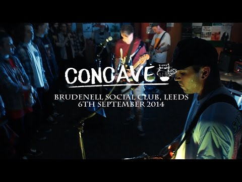 CONCAVE (FULL SET) - Brudenell Games Room, Leeds