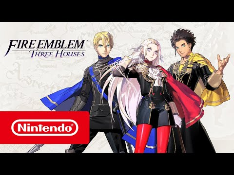 Fire Emblem: Three Houses DLC Episodes Are Spin-Offs With New Characters