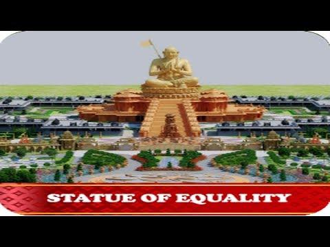 Statue Of Equality  Sri Ramanujacharya Statue  216feet World's 2nd Tallest Statue