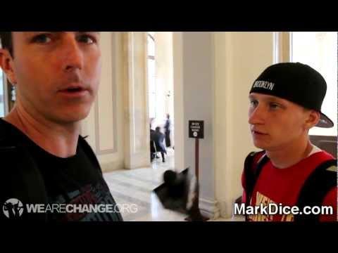Senator Boxer Confronted on Bilderberg