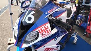 鈴鹿8耐第40回記念大会出場選抜レース 8耐トライアウト 1stステージを兼...