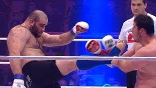 MMA Championship of Russia 2012, Mikhail Gazaev vs. Ahmadsheikh Gelegaev,