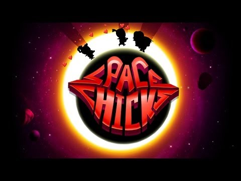 Space Chicks - Universal - HD Gameplay Trailer