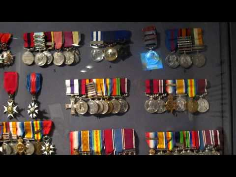 CRHnews - Medal collection at Chelmsford Museum