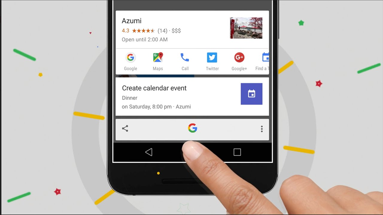 Get instant answers anywhere on your android m phone youtube ccuart Gallery