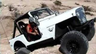 Desert Lizards, Gecko, FJ Cruiser, Jeep CJ, SAC 9-30-07