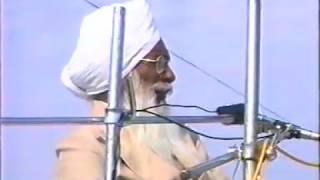 Satsang 06-1-1991 - by Pujya Manager Sahib ji PMSJ Satsang Series -22(2)