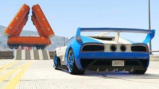IMPOSIBLE PASARSE ESTO!!! - CARRERA GTA V ONLINE - GTA 5 ONLINE