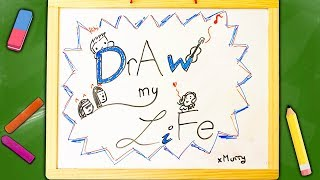 DRAW MY LIFE - SPECIALE COMPLEANNO [Murry]