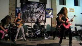 Gambar cover Trick or Treat - Eagle Fly Free (Helloween cover)