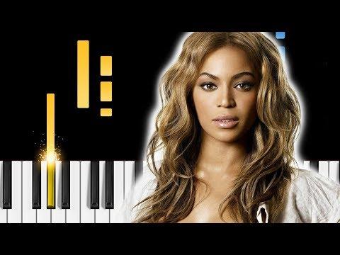 J Balvin, Willy William - Mi Gente featuring Beyoncé - Piano Tutorial